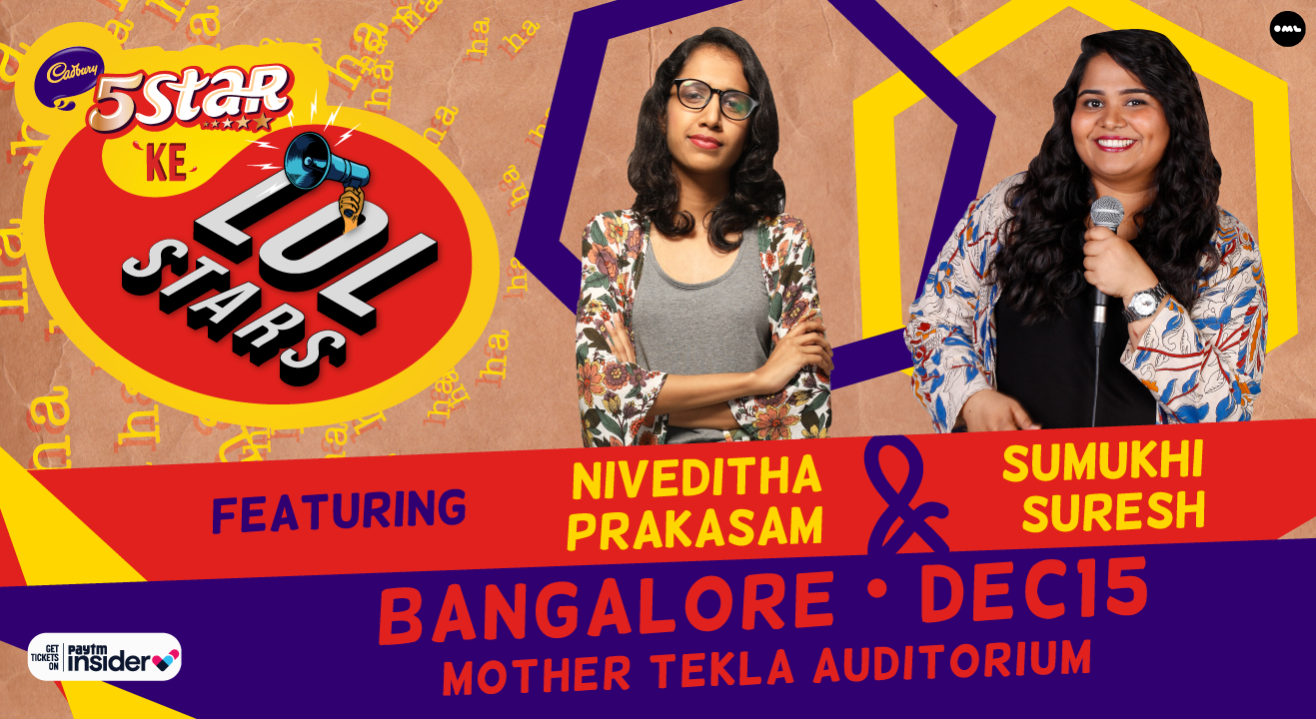 5Star ke LOLStars ft Niveditha & Sumukhi | Bangalore