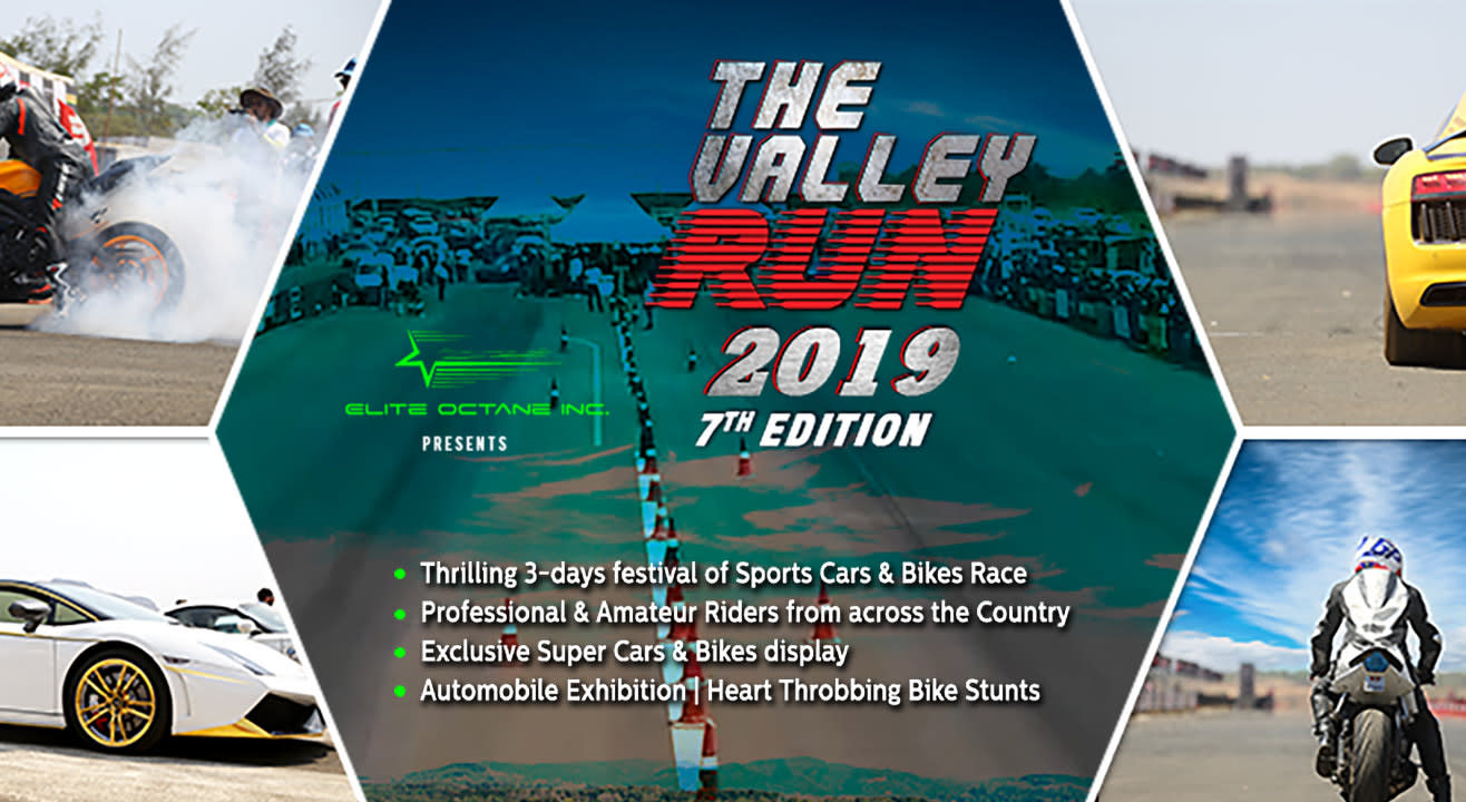 THE VALLEY RUN 2019