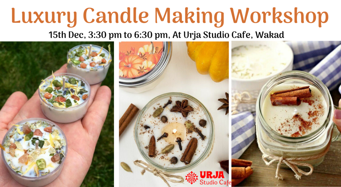 Luxury Candle Making Workshop