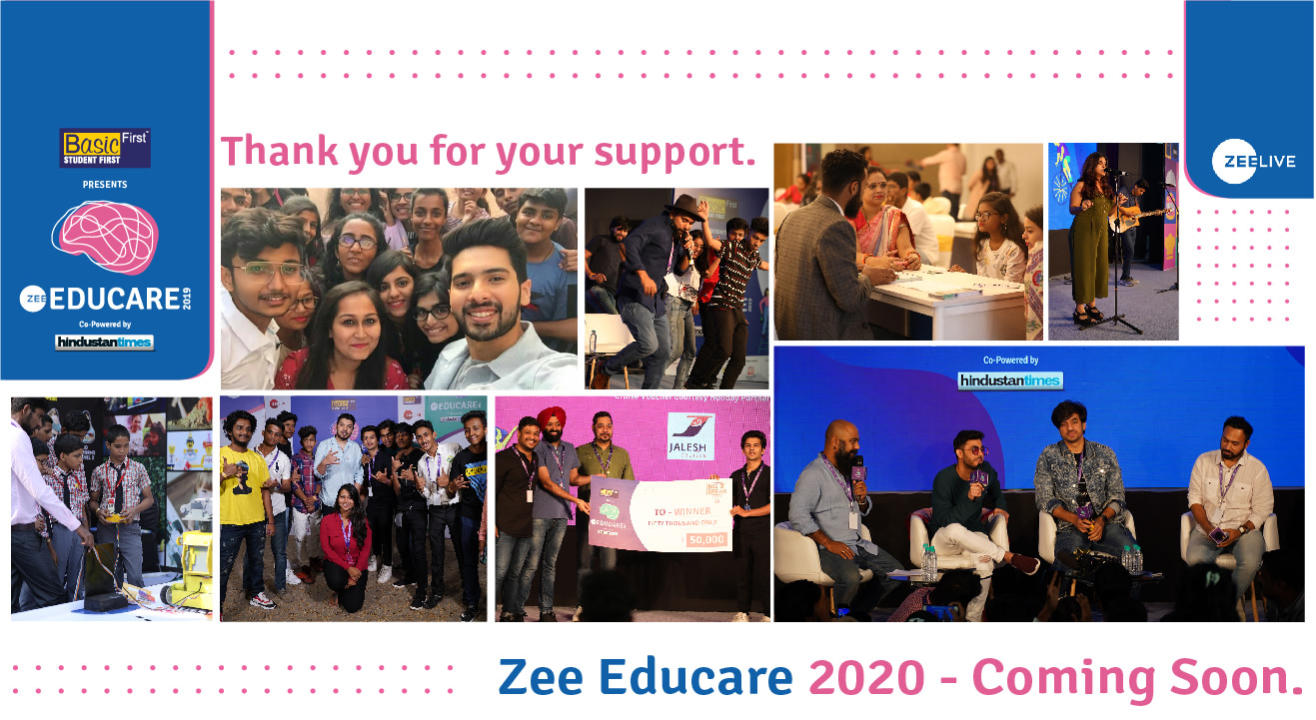 Zee Educare - India's Leading Alternate Career Festival
