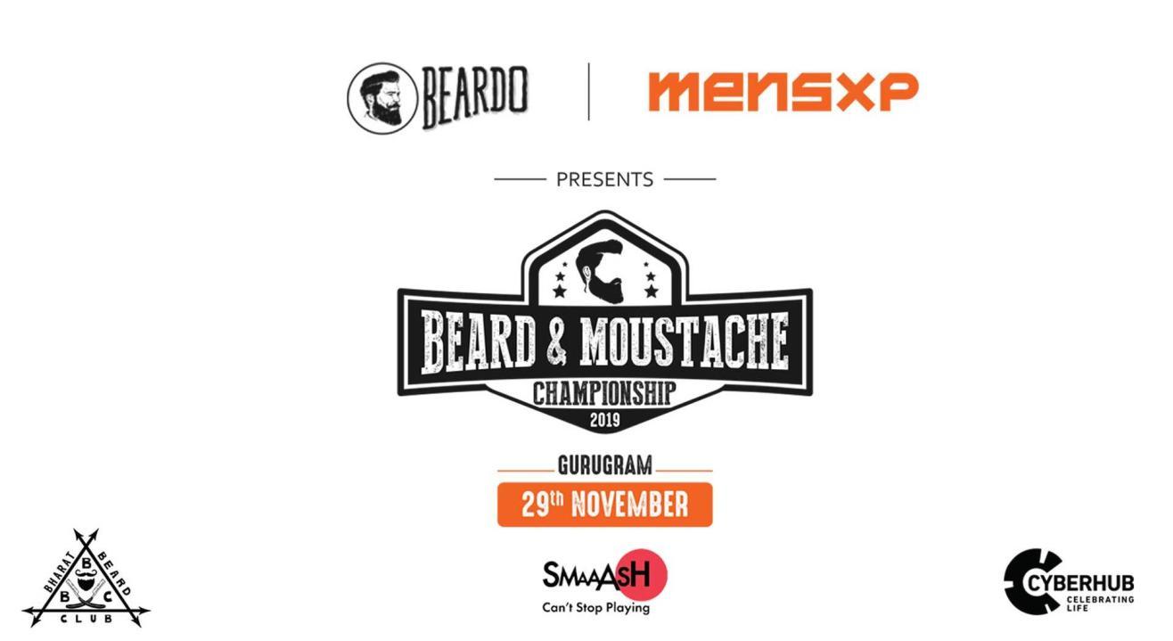 Beard & Moustache National Championship - 2019