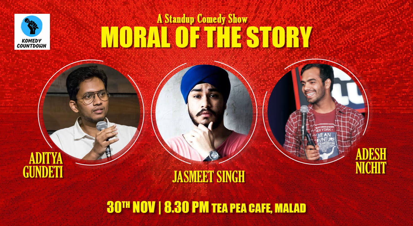 Moral of the story ft: Aditya & Adesh