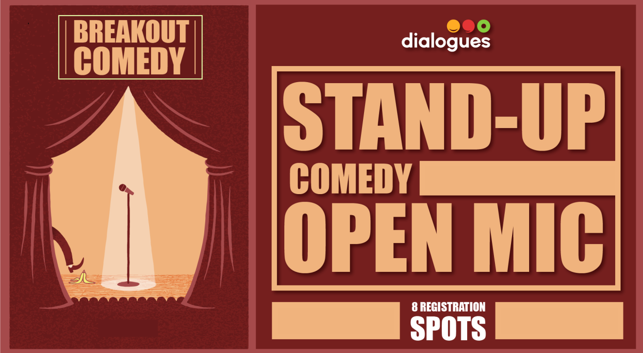 Open Mic - Stand Up Comedy