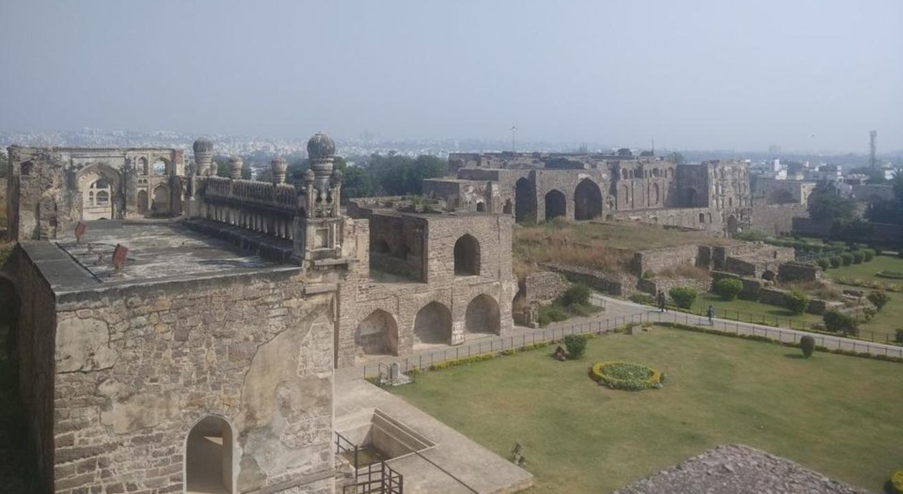 Hyderabad City Heritage Tour