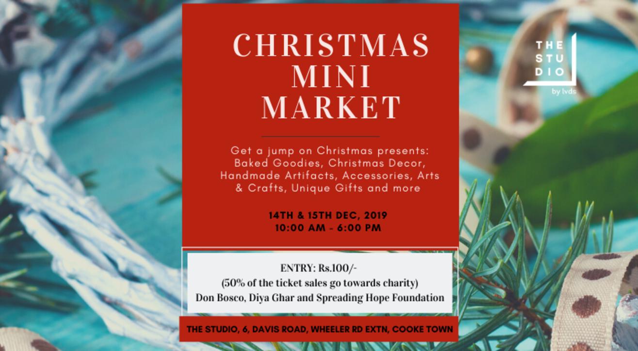 Christmas Mini Market