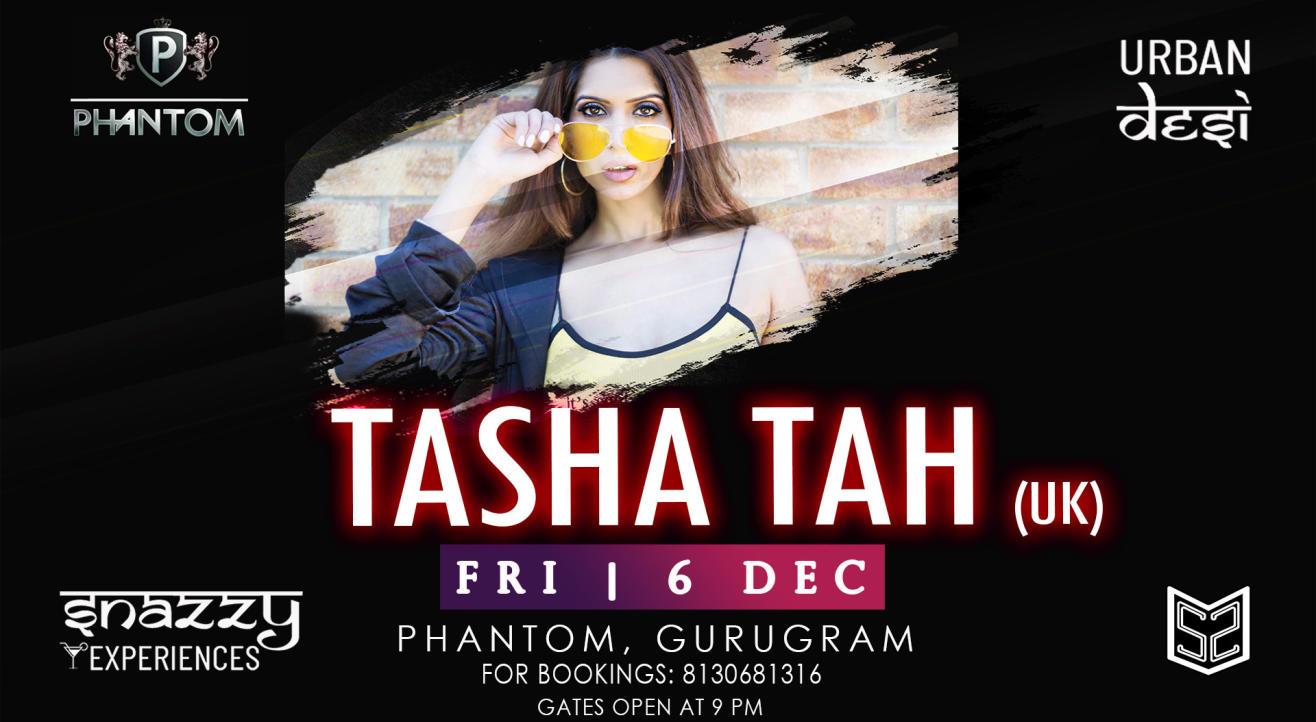 URBAN DESI ft. TASHA TAH (UK BHANGRA)