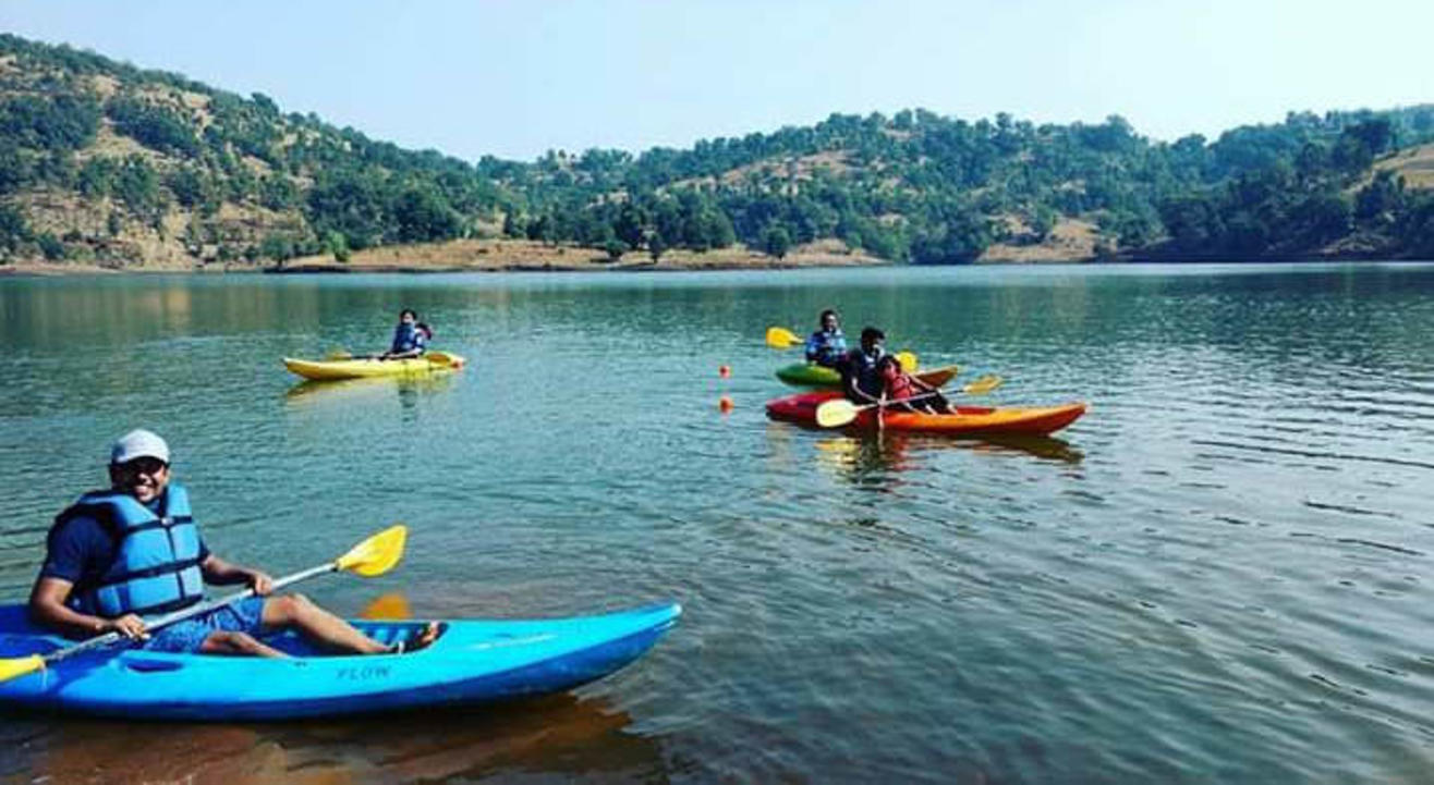 Lakeside Camping & Water Sports Activites