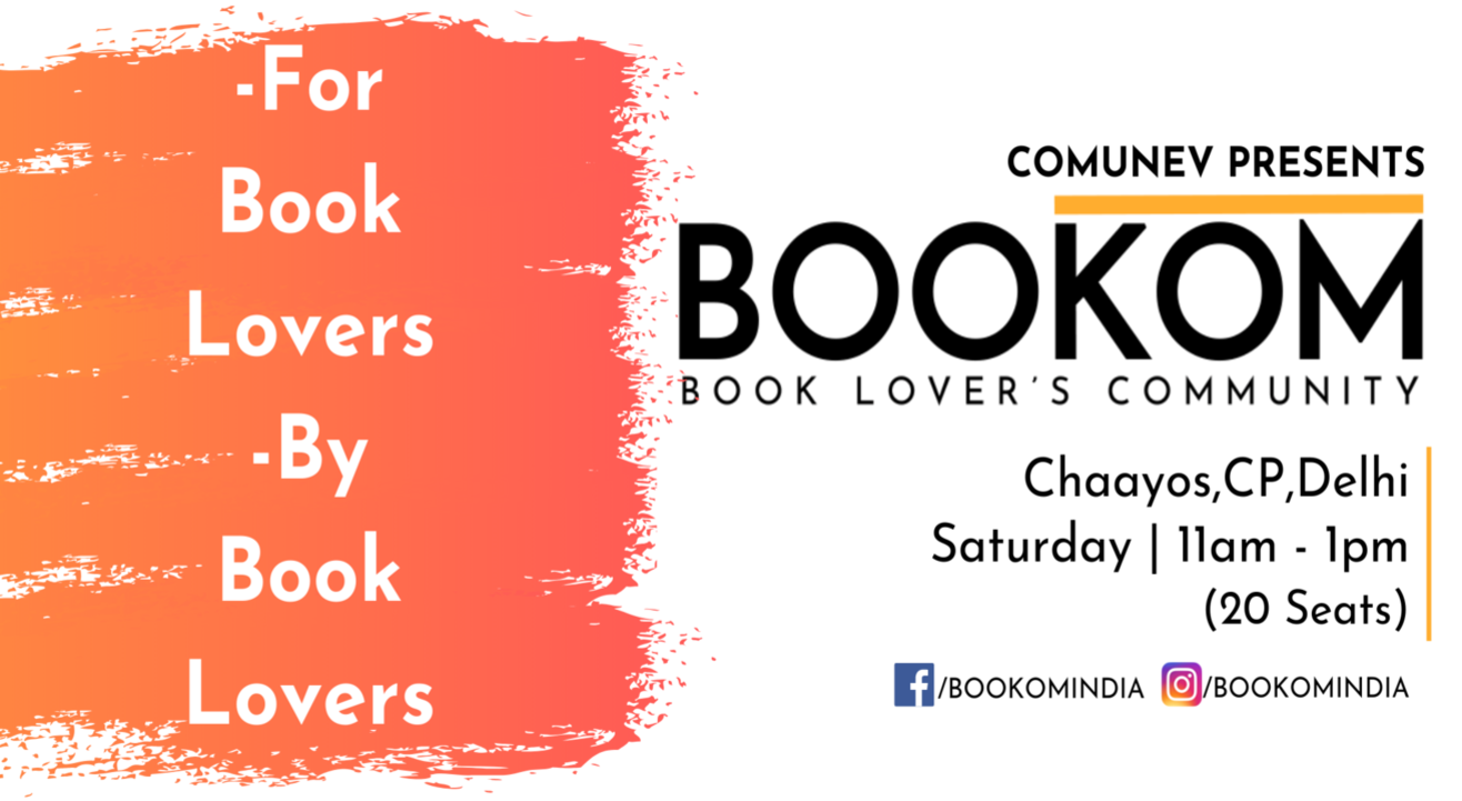 Bookom - Book Lover's Community