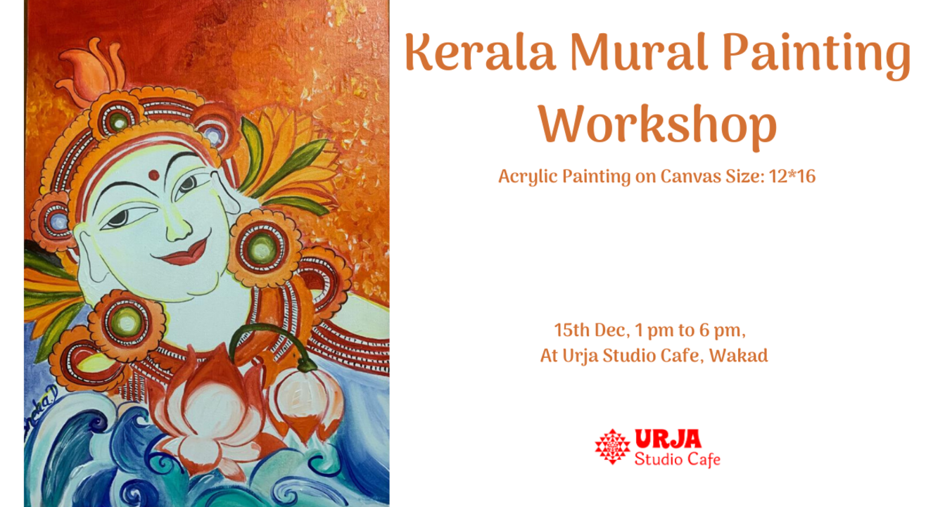 Kerala Mural Painting Workshop