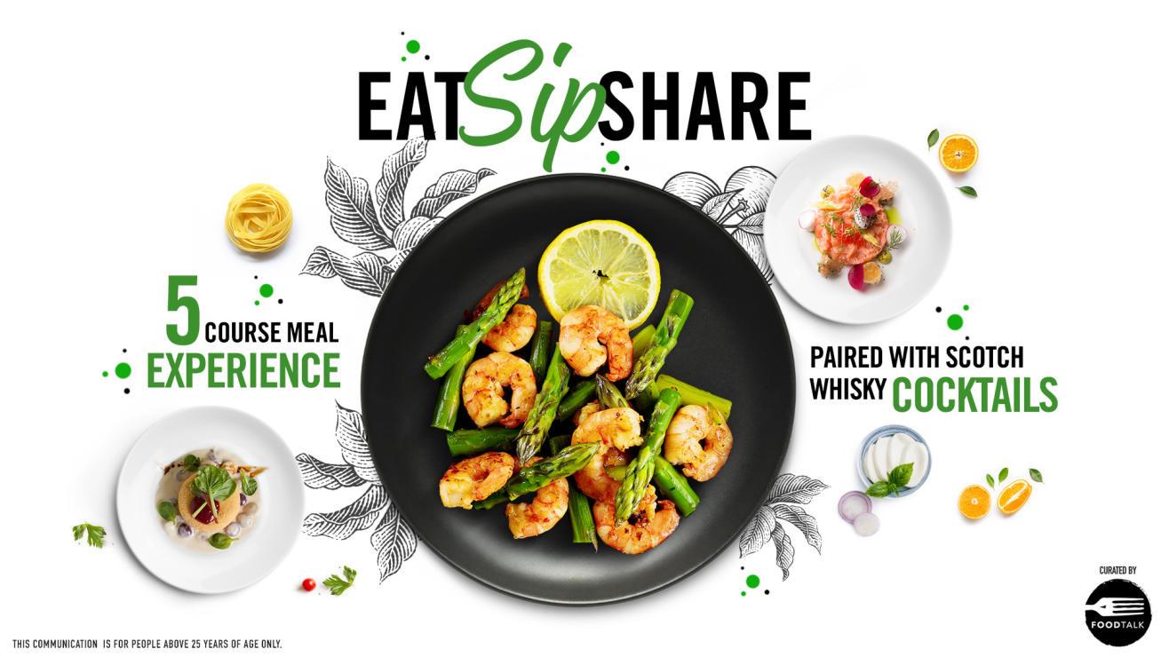 Eat Sip Share