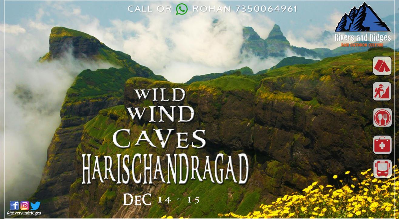 Wild Wind Caves: Harishchandragad
