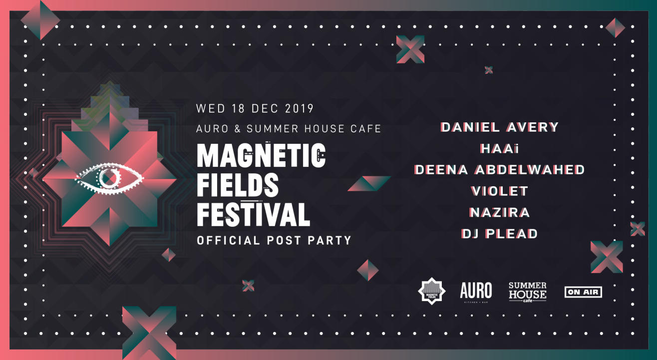 Magnetic Fields Festival 2019 Post Party   Delhi