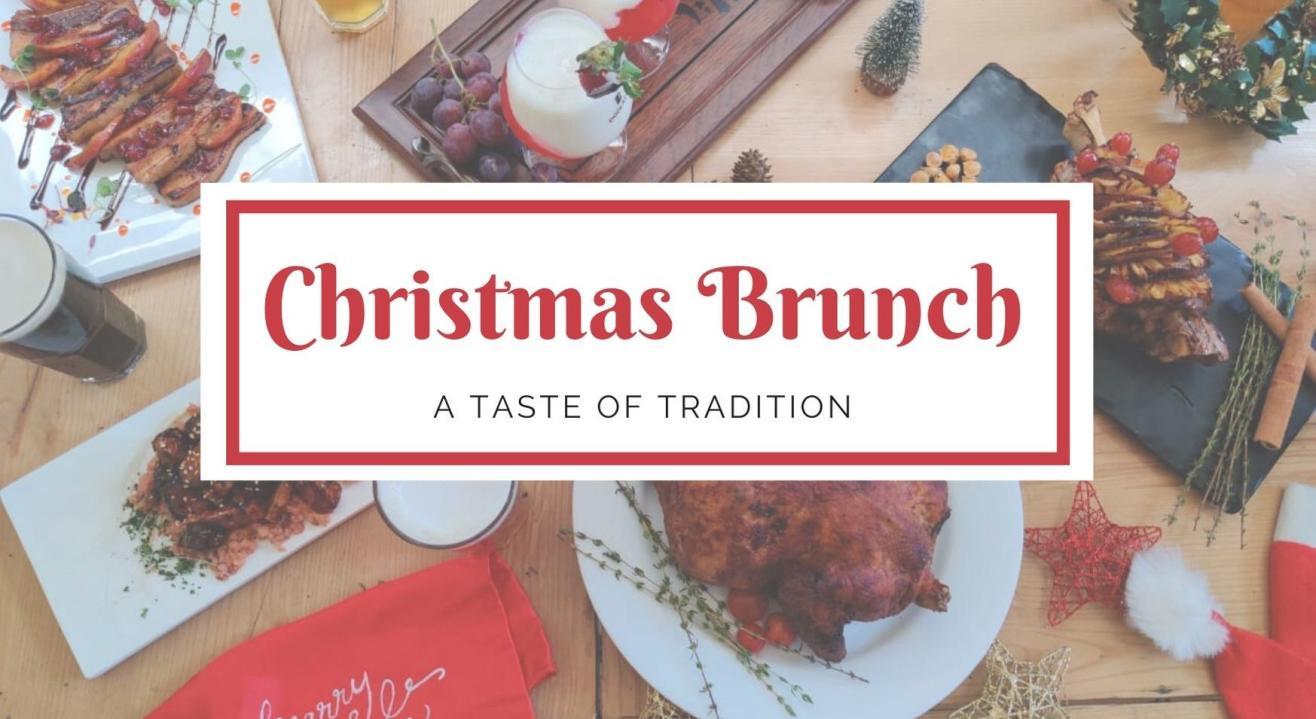 Christmas Brunch - Palm Beach Road