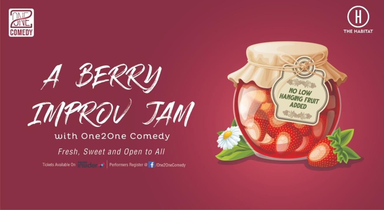 A Berry Open Improv Jam