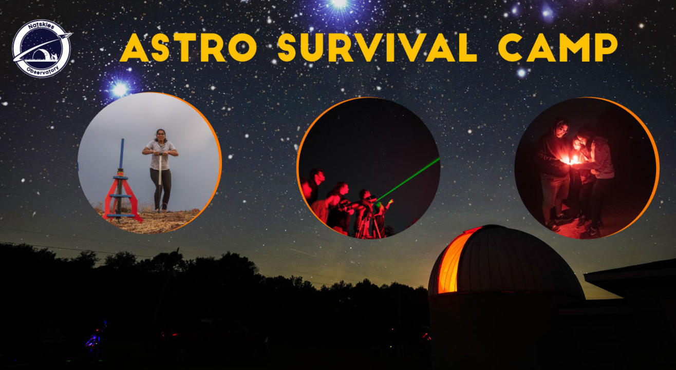 Astro Survival Camp by Natskies