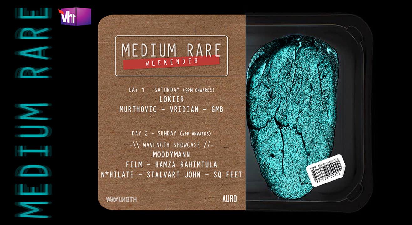 Medium Rare Weekender