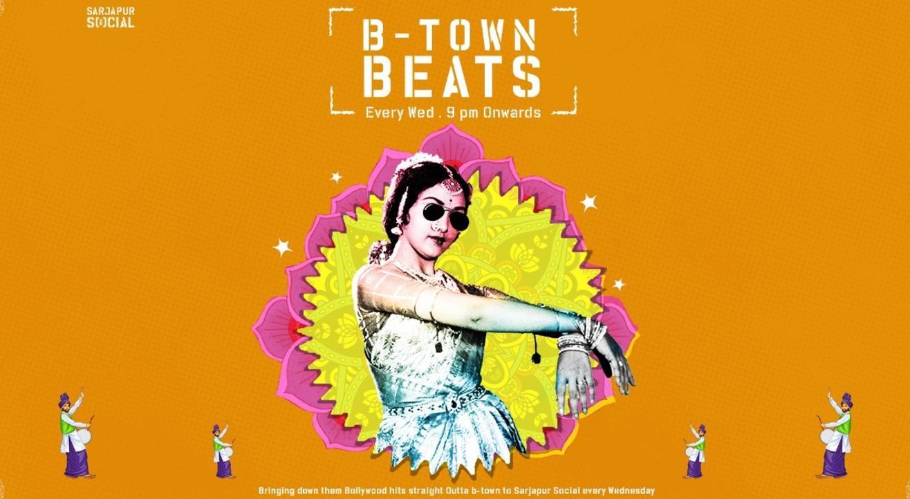 B- town beats // Every Wednesady #SarjapurSocial