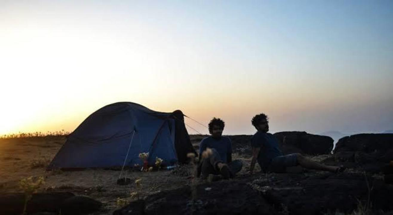 Kalsubai Camping