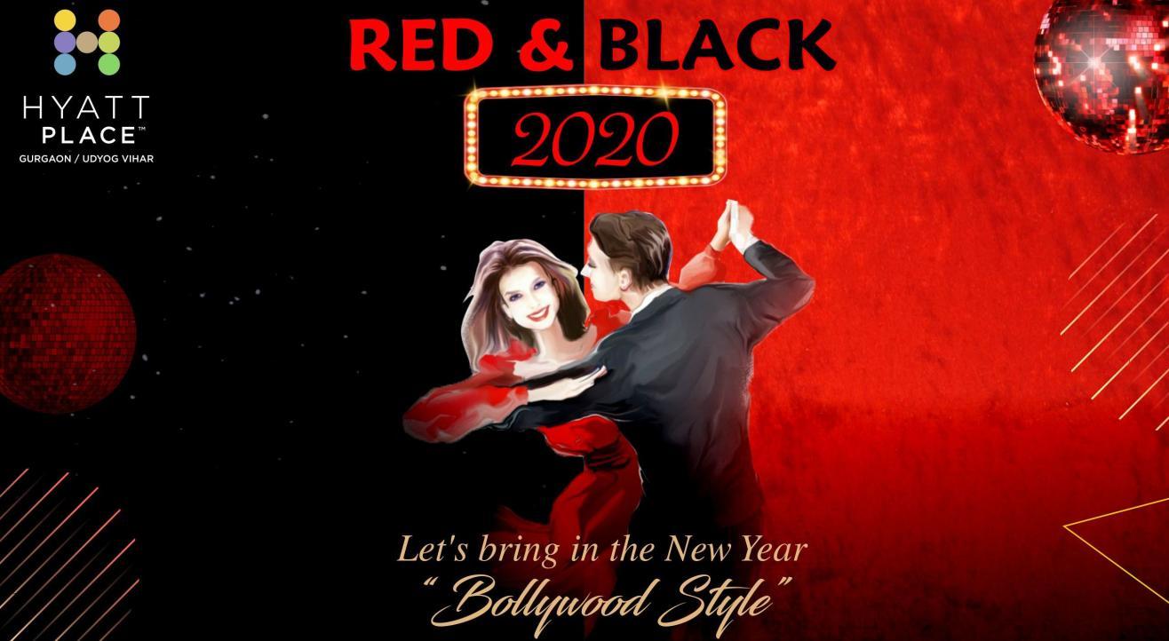 New Year Bash 2020 at Hyatt Place, Gurgaon