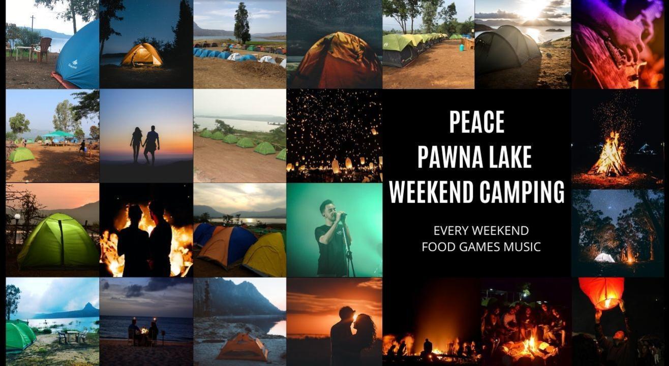 Peace Pawna Lake Weekend Camping