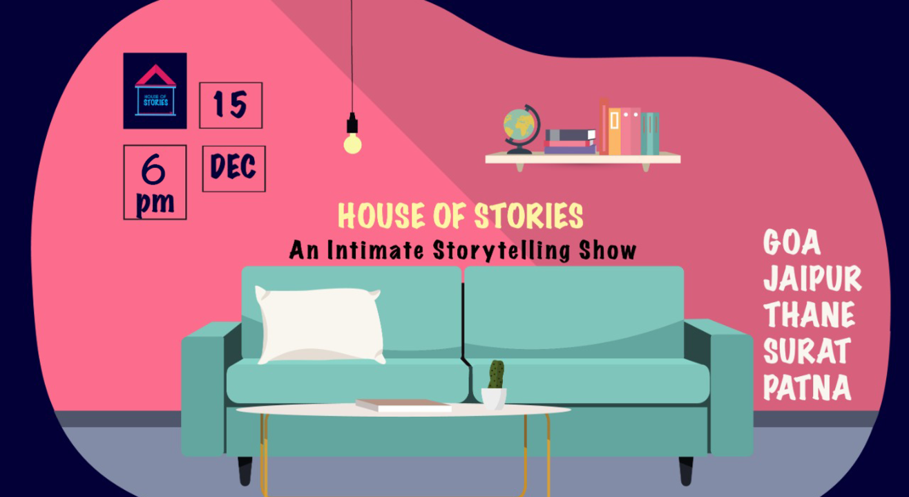 House of Stories - Goa Edition