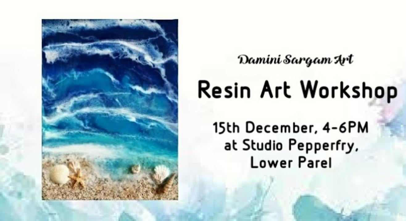 Resin Art Workshop