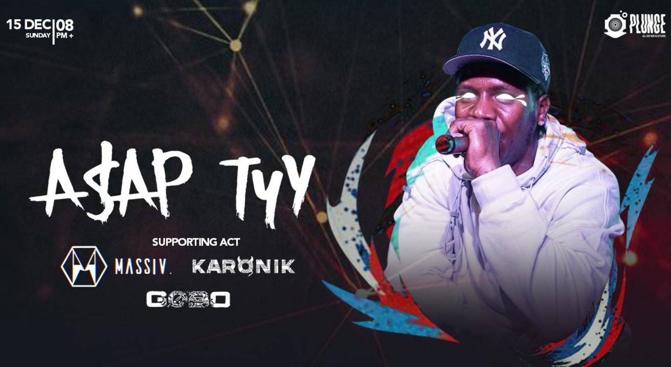 Budweiser Presents A$AP TYY