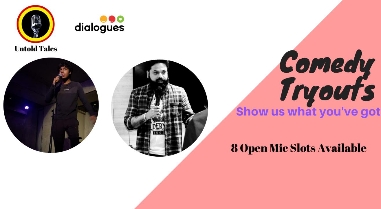 Comedy Tryouts - Bangalore