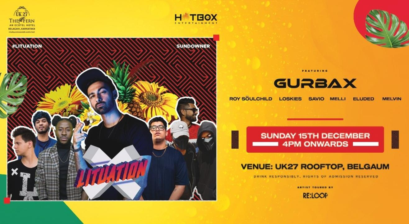 GURBAX LIVE [THE LITUATION SUNDOWNER]