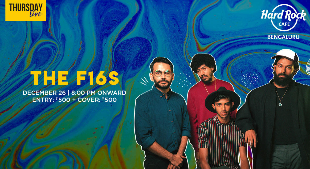 Thursday Live ft. The F16s