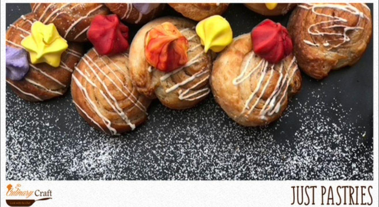 JUST PASTRIES