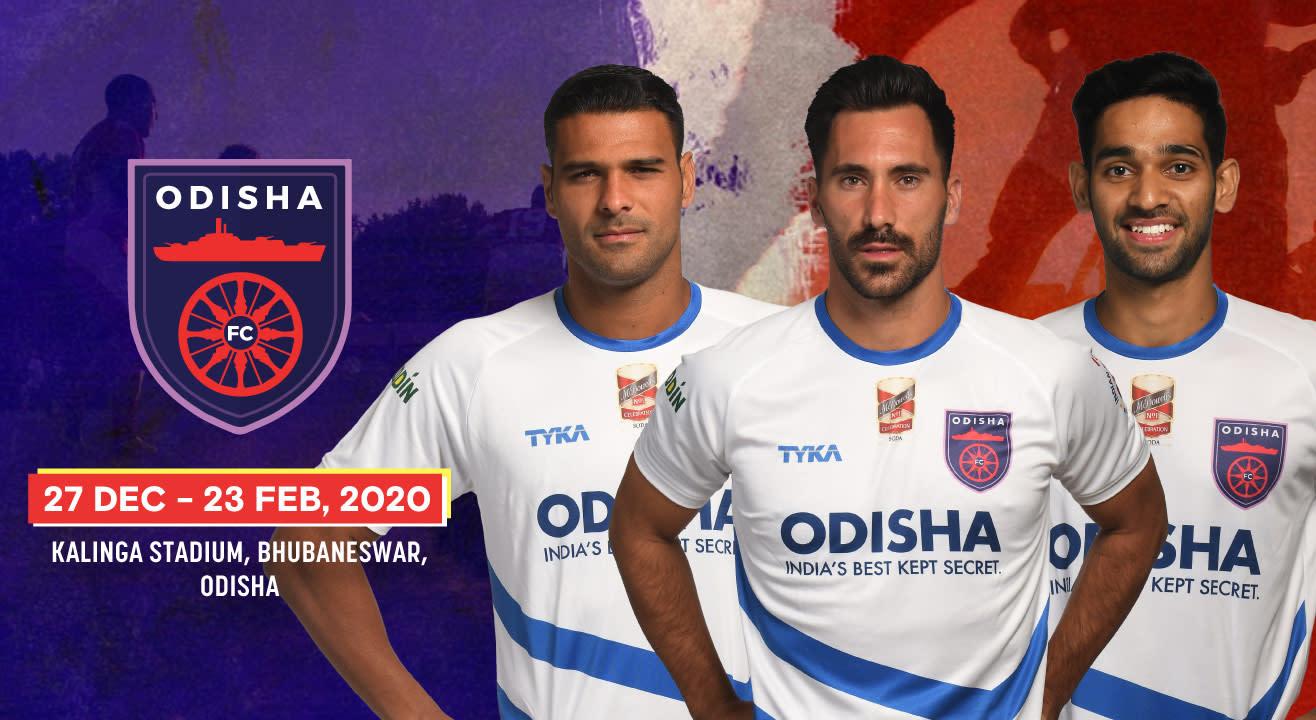 Indian Super League 2019-2020: Odisha FC: Match Tickets, Ticket Offers, Schedule & More