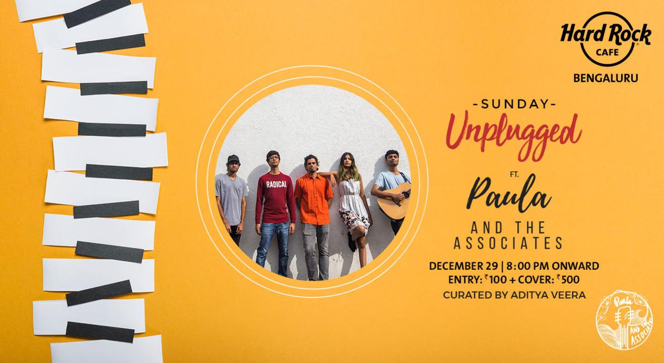 Sunday Unplugged ft. Paula and the Associates