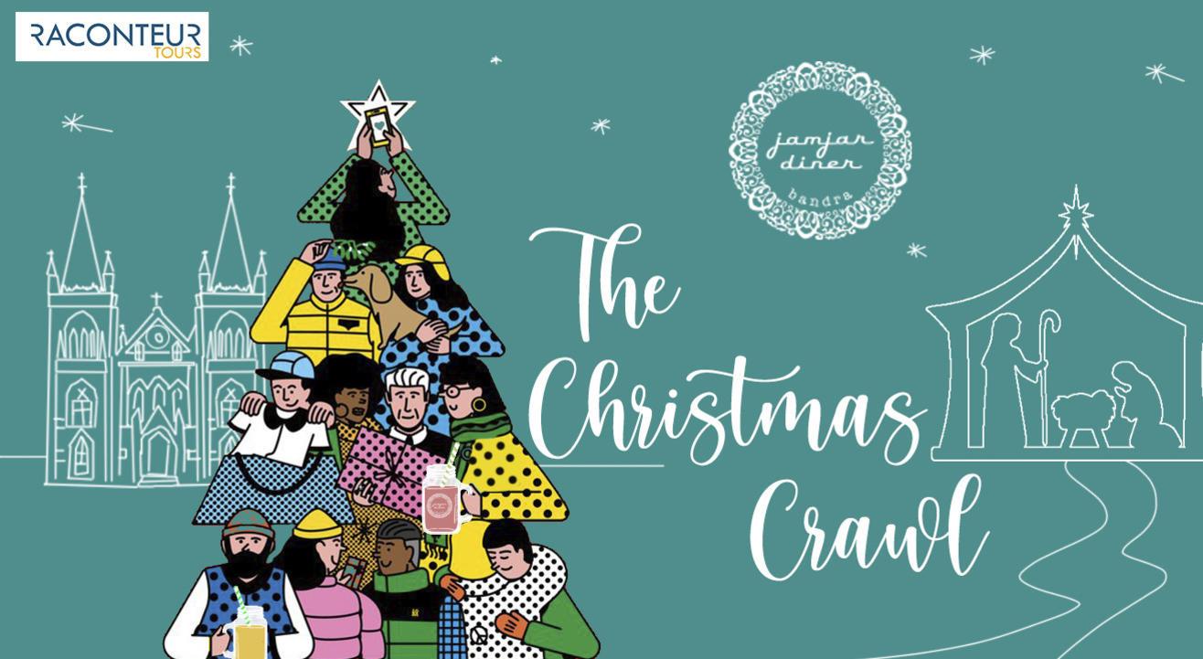 Jamjar Diner & Raconteur Tours Presents: The Christmas Crawl