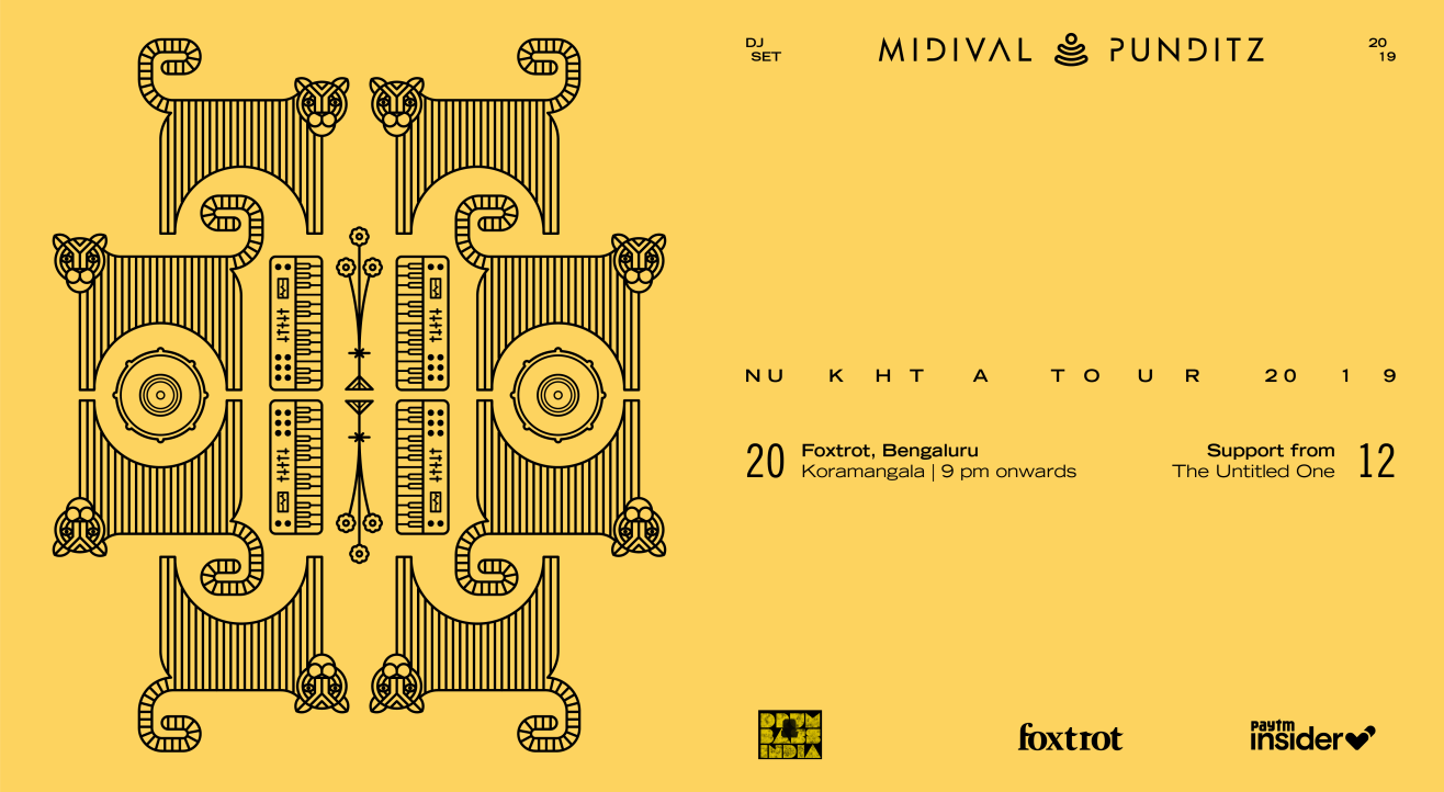 Foxtrot Presents - Midival Punditz