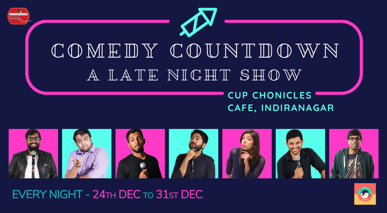 Comedy Countdown - A Late Night Show
