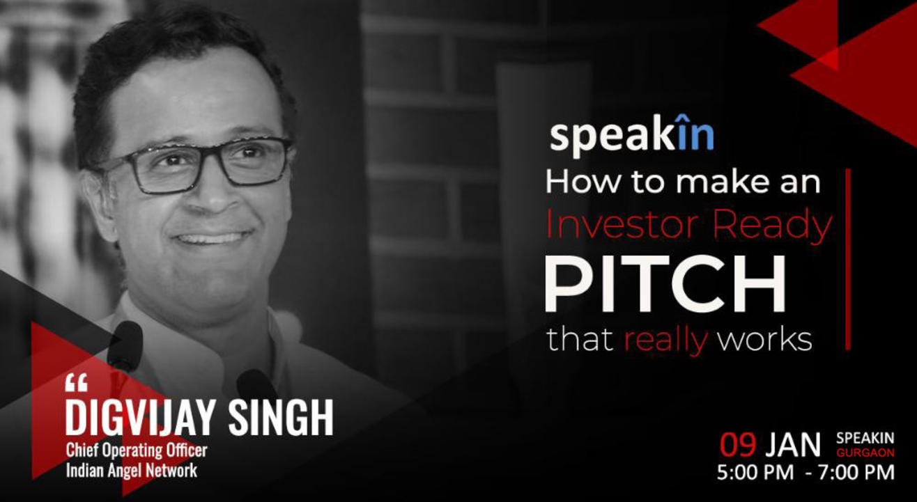 How to Make an Investor Ready Pitch that Really Works