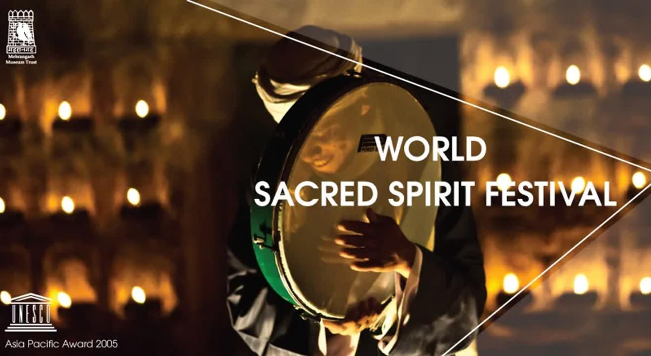 Walk through time with spiritual music at World Sacred Spirit Festival!