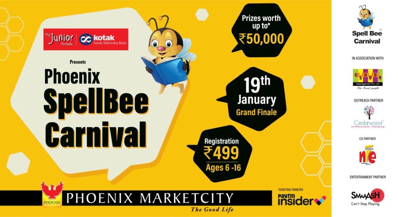 Phoenix Spell Bee Carnival