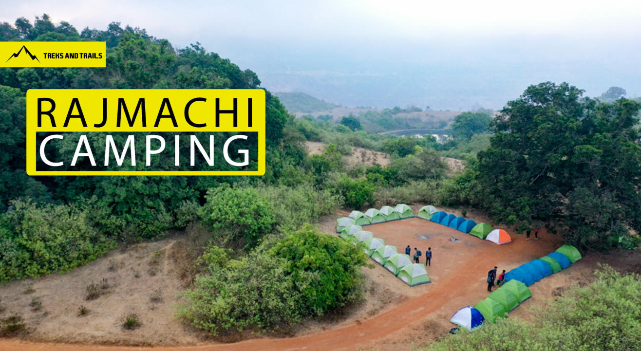 Rajmachi Trek and Camping by Trek and Trails