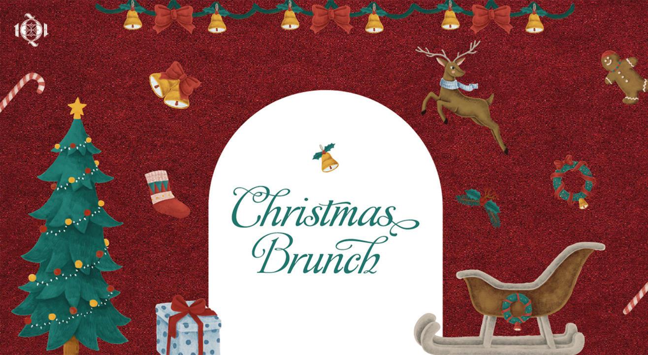 1Q1's Annual Christmas Brunch
