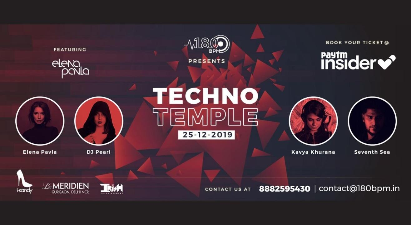 Techno Temple