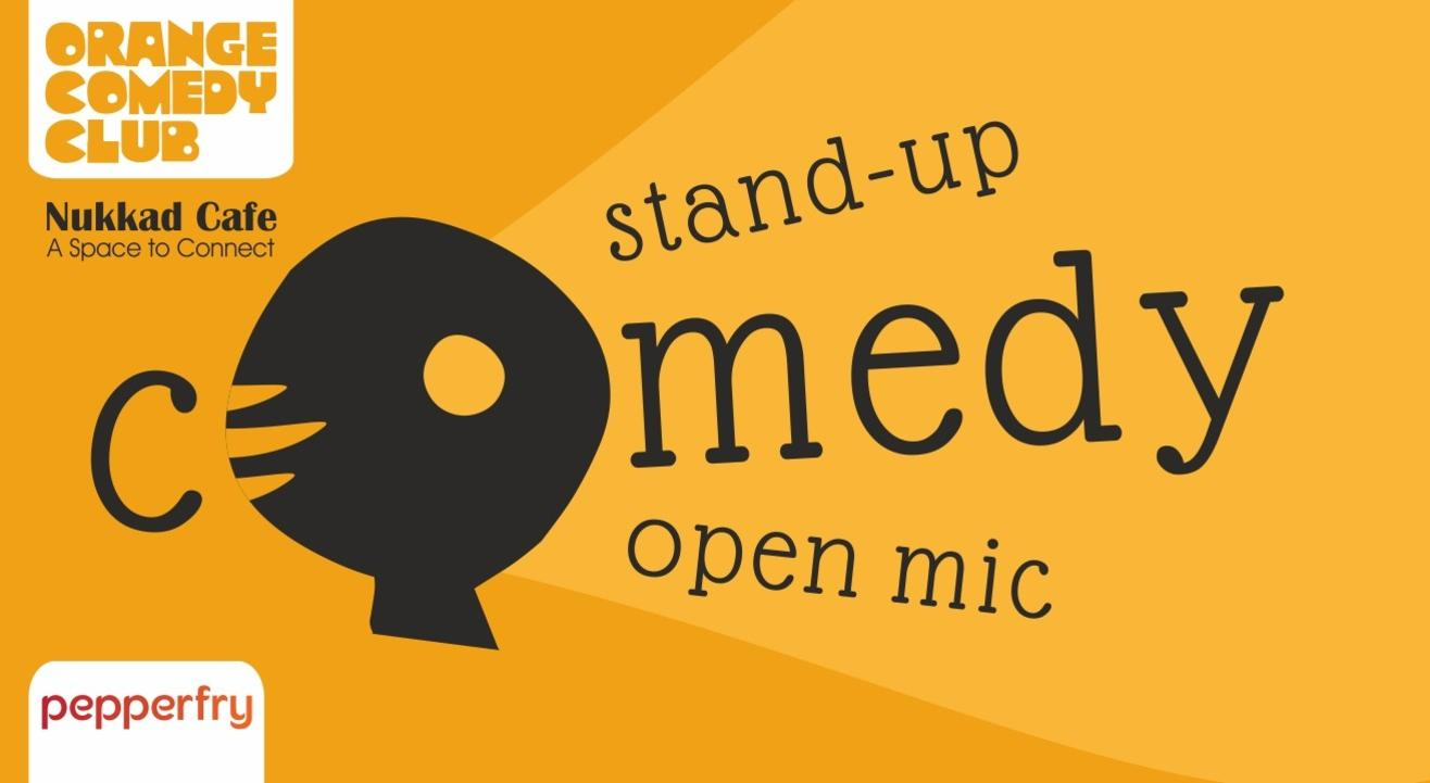 Stand-up Comedy Open Mic - Hadapsar