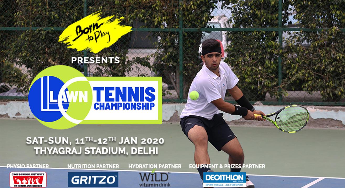 Born To Play Tennis Championship- Dec '19 Edition
