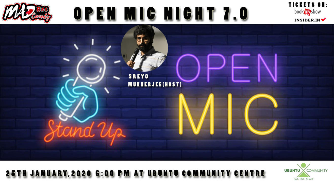 Open Mic Night 7.0