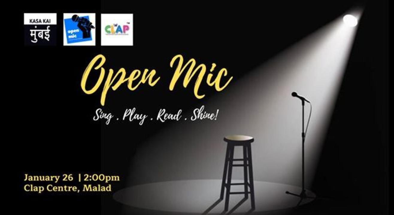 Open Mic with Kasa Kai Mumbai