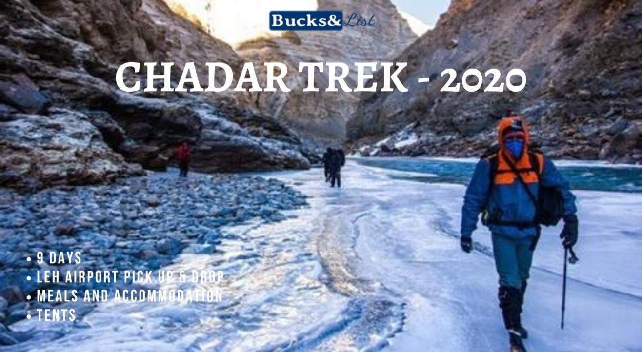 Chadar Trek 2020
