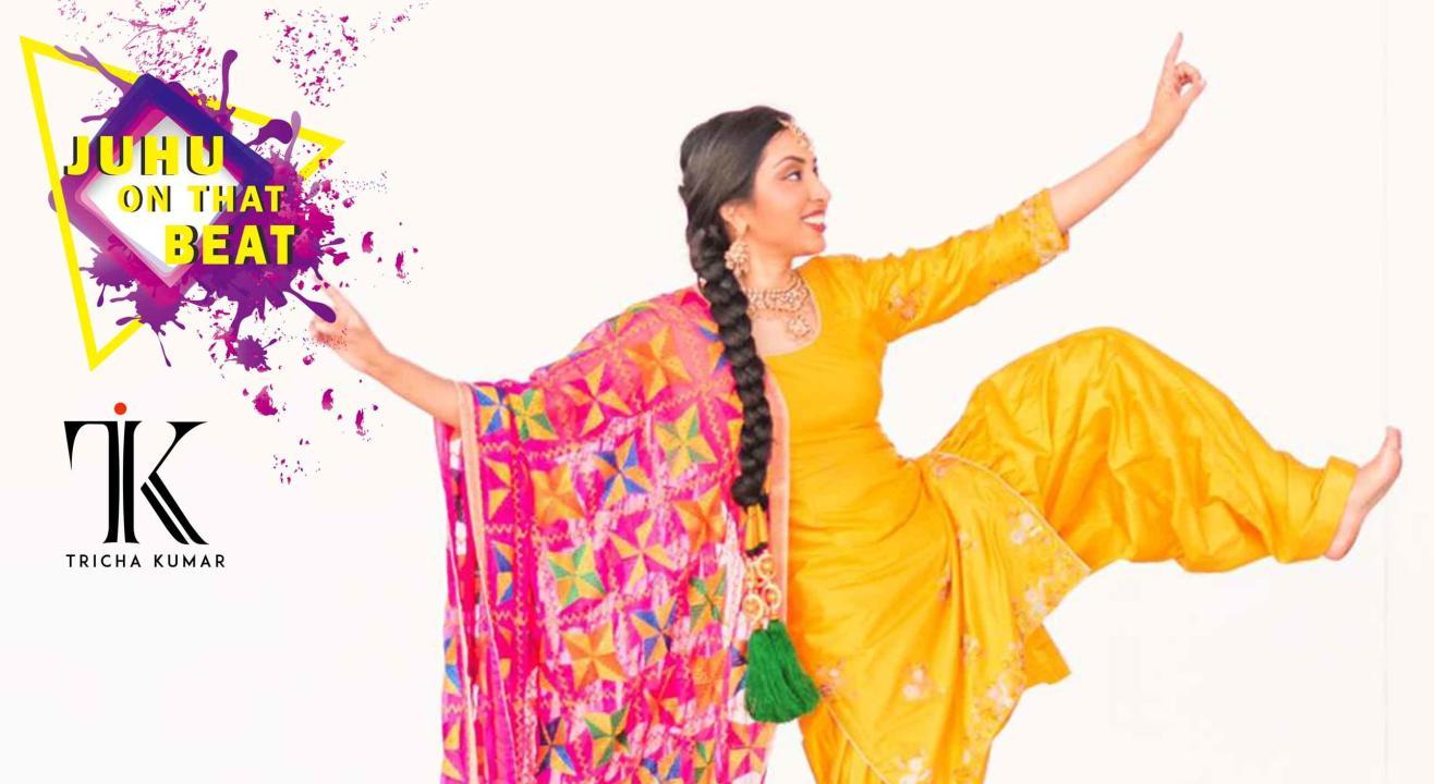 Juhu On That Beat   Punjabi Folk Choreography