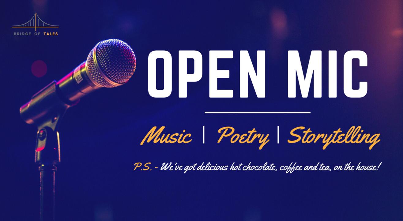 Open Mic by Bridge of Tales LLP