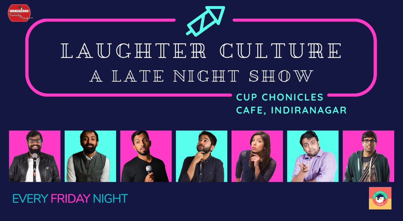 Laughter Culture - A Late Night Show